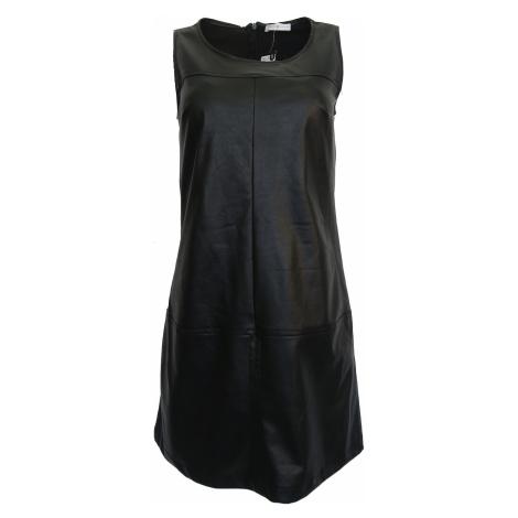 Černé stylové šaty Cache Cache