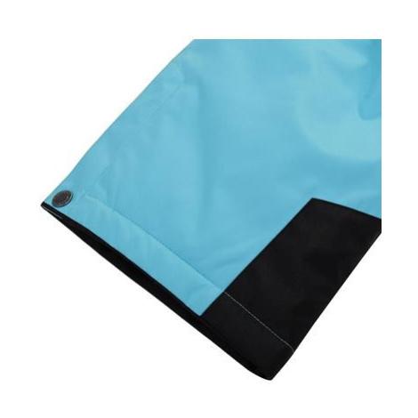 Dětské zimní kalhoty Alpine Pro ANIKO - světle modrá