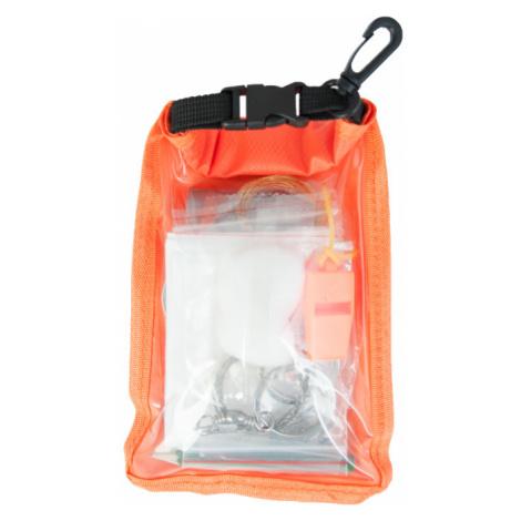 Krabička poslední záchrany KPZ OUTDOOR SURVIVAL PACK malá oranžová Sturm MilTec