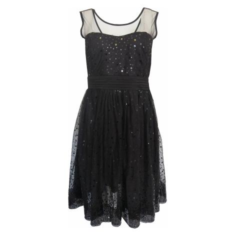 Tylové šaty s flitry Patricie Bréal
