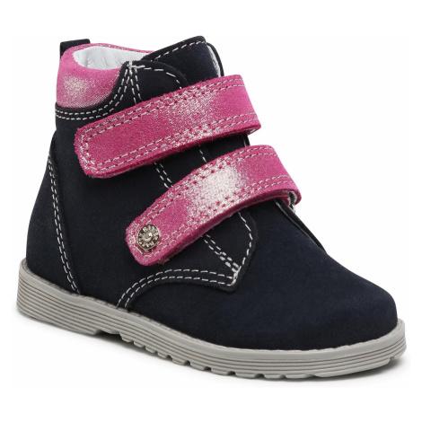 Kotníková obuv BARTEK - 81802-0 Róż