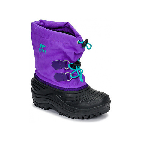 Sorel CHILDRENS SUPER TROOPER Černá
