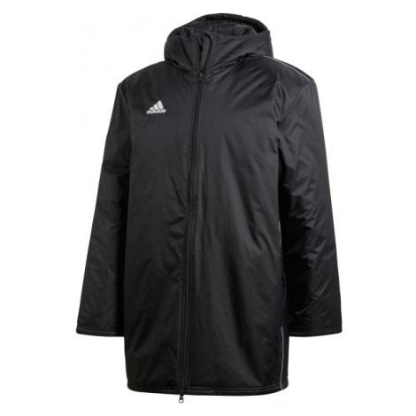 adidas CORE18 STD JKT černá M - Pánská sportovní bunda