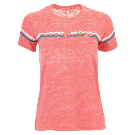 Dámské letní červené tričko Pepe Jeans