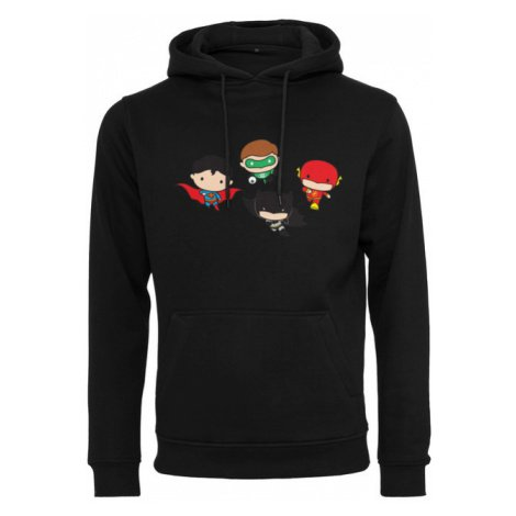 Mr. Tee Justice League Comic Hoody black