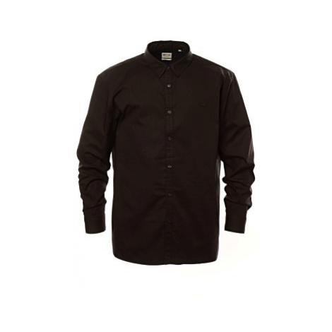 Pánská košile Mustang černá