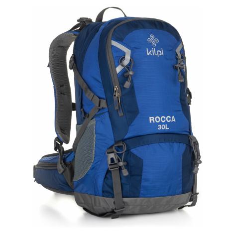 KILPI Turistický batoh 30L ROCCA-U MU0047KIDBL Tmavě modrá UNI