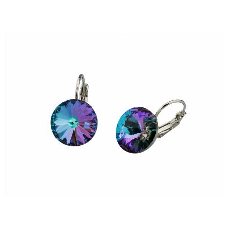 Linda's Jewelry Náušnice Crystal Paradise Shine Swarovski Elements IN118