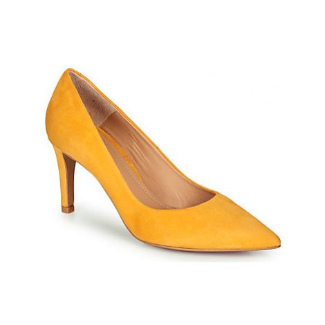 Perlato 10509-CAM-SAFFRON Žlutá