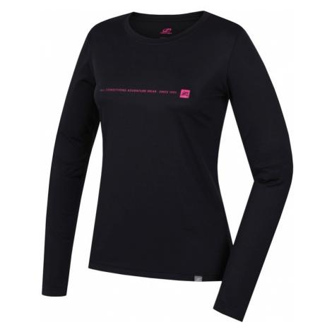 Dámské tričko Hannah Terello anthracite (pink)