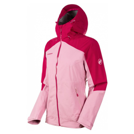 Mammut Convey Tour HS Hooded Jacket Women orchid/sundown