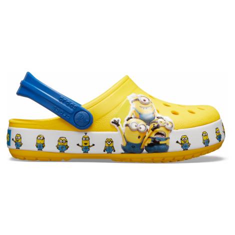 Crocs CrocsFL Minions Multi Clg K Yellow