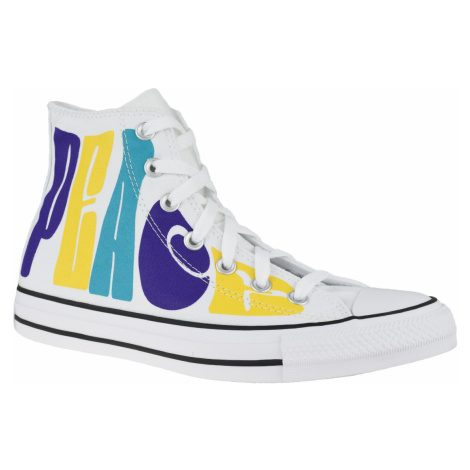 CONVERSE CHUCK TAYLOR ALL STAR HI PEACE 167892C