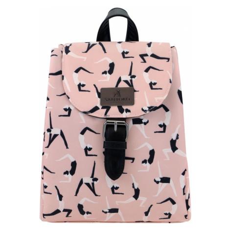Santoro pudrově růžový batoh Zen Blush Santoro London