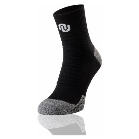 Nessi Termoaktivní ponožky ultrarun pro SU9 - Černo-šedá