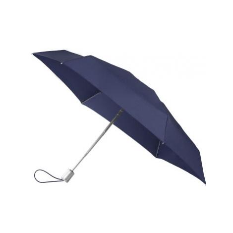 SAMSONITE Deštník Alu drop skládací automatický O/C modrý (F81-01004)