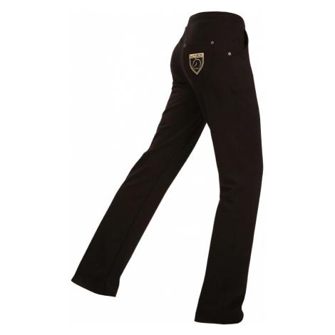 LITEX Kalhoty dámské dlouhé do pasu. J1018901 černá