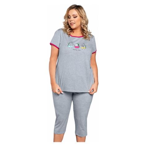 Dámské pyžamo Italian Fashion Tabata kr.r. sp.3/4