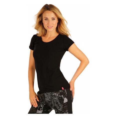 LITEX Triko dámské s krátkým rukávem. 99591901 černá