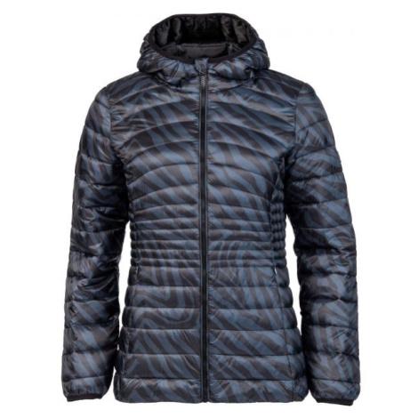 Lotto BOMBER CORTINA PAD PRT 1 PL černá - Dámská zimní bunda