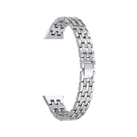 Eternico Apple Watch 38mm / 40mm Metal stříbrný