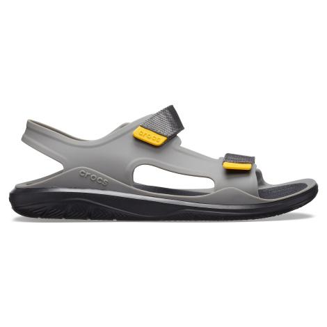 Crocs Swiftwater Expedition Sandal M Slate Grey/Black M9