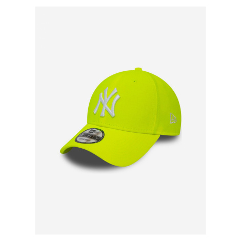 New York Yankees Kšiltovka New Era Žlutá
