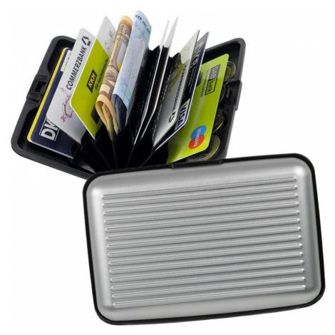 Pouzdro RFID Aluminium