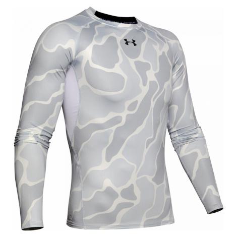 Kompresní tričko Under Armour HeatGear® Šedá