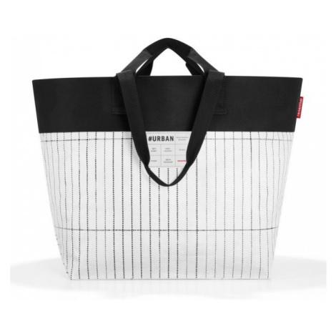 Taška přes rameno Reisenthel Urban bag Tokyo Black & white