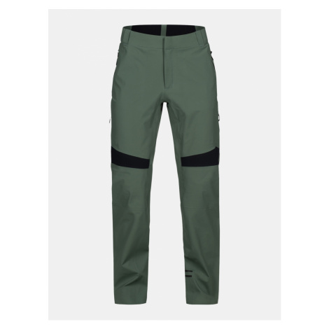 Kalhoty Peak Performance W Vislight C Pant - Zelená