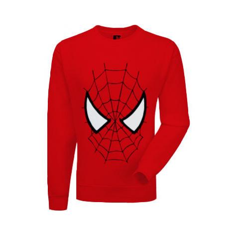 Pánská mikina bez kapuce Spiderman
