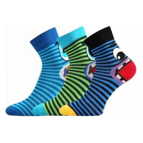 Voxx TLAMÍK zelená - Chlapecké ponožky