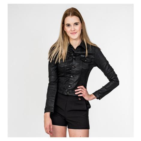Černá džínová bunda - DIESEL