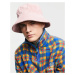 ASOS DESIGN bucket hat in dusky pink cord