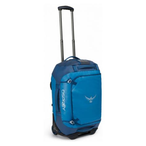 Cestovní taška OSPREY Rolling Transporter 40L kingfisher blue