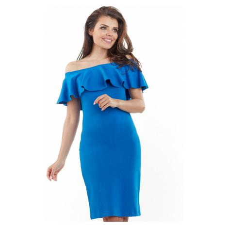 Společenské šaty model 117528 awama