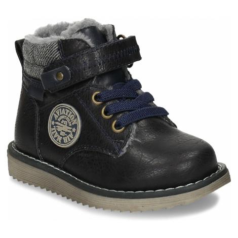 Zimní dětská kotníčková obuv Bubblegummers