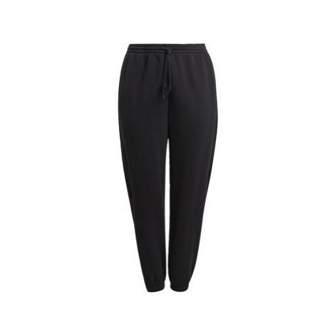 Adidas Kalhoty Cuffed Černá