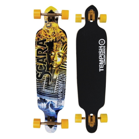 Longboard Tempish Scara - černá/žlutá