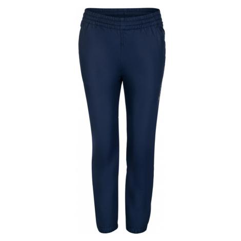 ALPINE PRO SESTO 4 INS. Dětské zateplené kalhoty KPAP156602 mood indigo