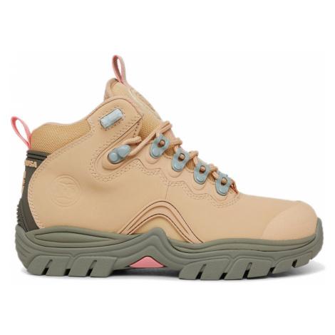 DC Shoes Navigator hnědé ADJB100009-TAN