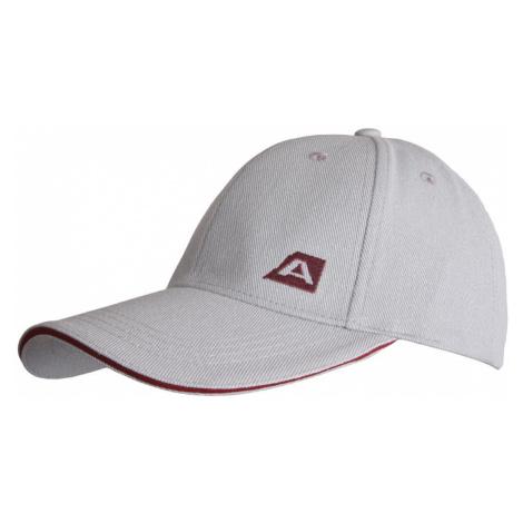 Letní kšiltovka Alpine Pro BARGOG 2 - světle šedá