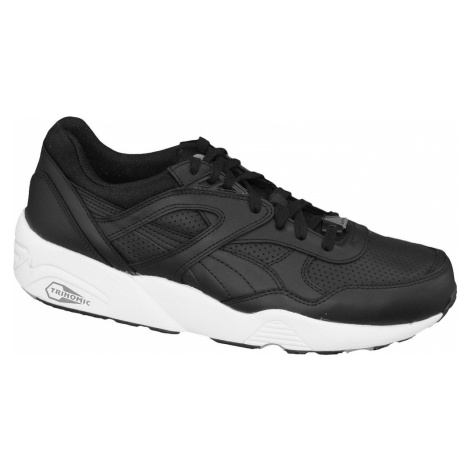 PUMA R698 TRINOMIC LEATHER (360601-02)