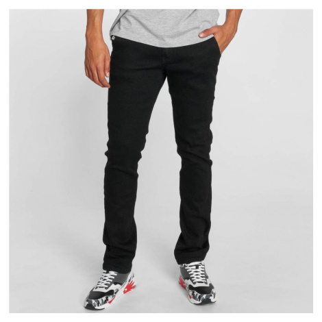 Dangerous DNGRS / Straight Fit Jeans Buddy in black