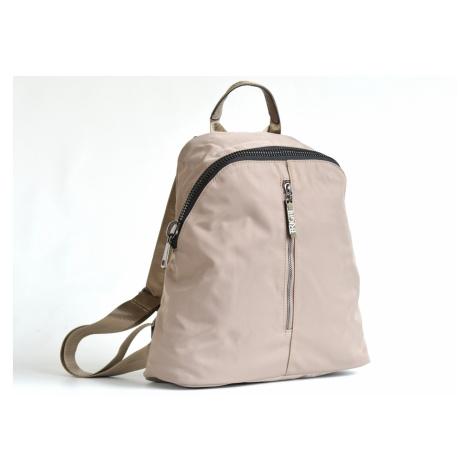 BRIGHT Dámský batoh A5 Béžový, 32 x 13 x 31 (BR17-W117-8161-05TX)