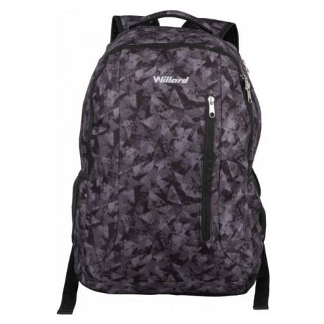Willard DREW 23 černá - Školní batoh