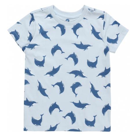 Cotton On Tričko 'MAX' světlemodrá / marine modrá / bílá / černá