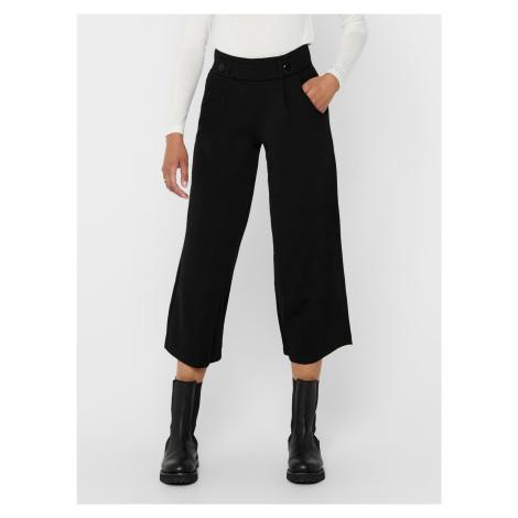 Jacqueline de Yong černé culottes kalhoty Geggo
