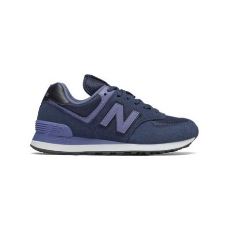 New Balance NBWL574LBG Fialová